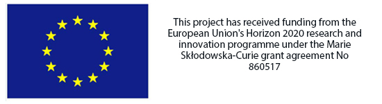 This project has received funding from European Union's Horizon 2020 research and innovation programme under the Marie Skłodowska-Curie grant agreement No 860517